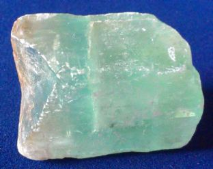 Calcite - Green - Rough (2-3cm) x 1